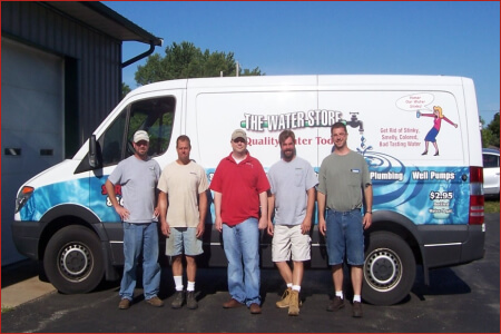 Residential Water Service | Water Heaters | Water Filtration Systems | Well Tanks & Pumps | Well Abandonment | Plumbing Services | Bottled Water Refueling | Sump Pumps and Backup Battery Systems